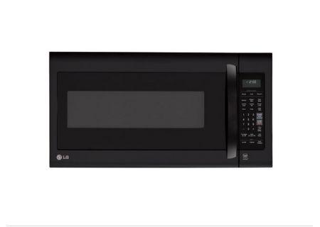 LG Black Over-The-Range Microwave Oven - LMV2031SB