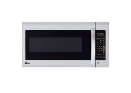 LG - LMV2031ST - Over The Range Microwaves