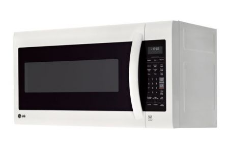 LG - LMV2031SW - Over The Range Microwaves