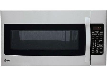 LG - LMVH1711ST - Over The Range Microwaves