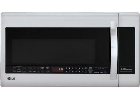 LG - LMVM2033ST - Microwaves