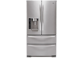 LG - LMX21984ST - Bottom Freezer Refrigerators