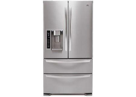 LG - LMX21984ST - Bottom Freezer Refrigerators
