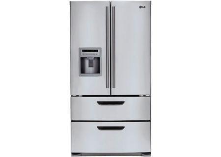LG - LMX25964SS - Bottom Freezer Refrigerators