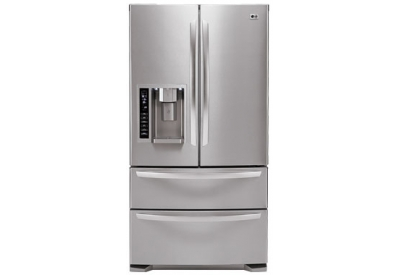 LG - LMX25984ST - Bottom Freezer Refrigerators