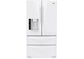 LG - LMX25984SW - Bottom Freezer Refrigerators