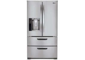 LG - LMX25986ST - Bottom Freezer Refrigerators