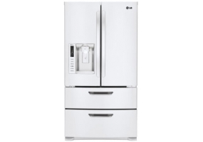 LG - LMX25986SW - Bottom Freezer Refrigerators