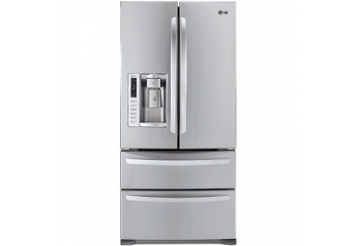 LG - LMX25988ST - Bottom Freezer Refrigerators