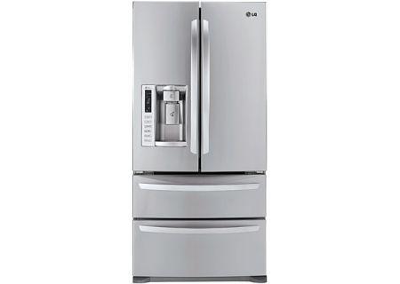 LG - LMX25988ST - Bottom Freezer Refrigerators