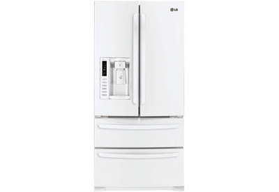 LG - LMX25988SW - Bottom Freezer Refrigerators