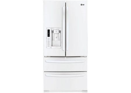 LG - LMX25988SW - Bottom Freezer Refrigerators