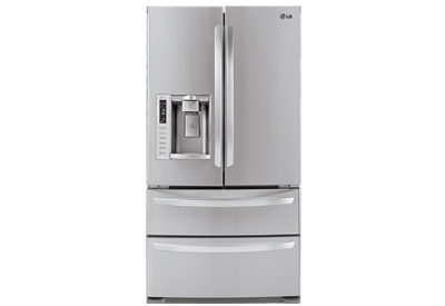 LG - LMX28988ST - Bottom Freezer Refrigerators