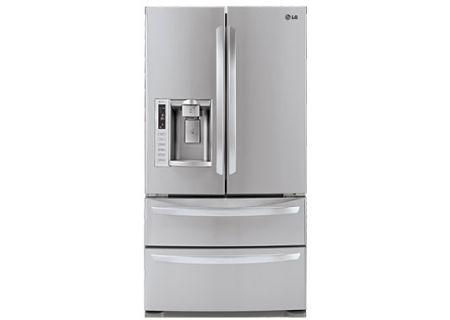 LG - LMX28988ST - Bottom Freezer Refrigerators
