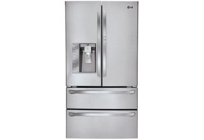 LG - LMX30995ST - Bottom Freezer Refrigerators