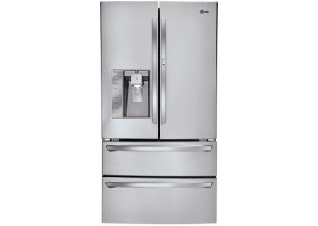 LG - LMX30995ST - Bottom Freezer Refrigerators