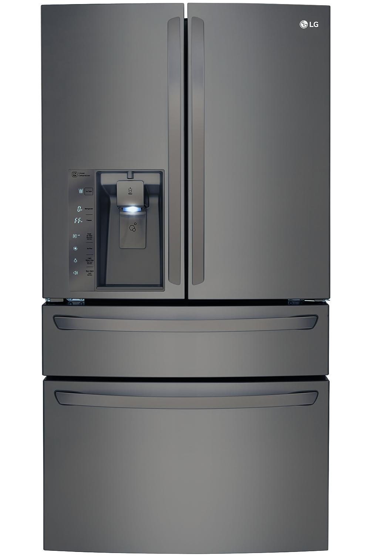 Lg Black Diamond French Door Refrigerator Lmxc23746d