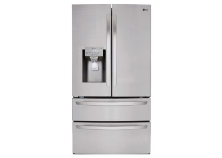 LG - LMXS28626S - French Door Refrigerators
