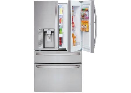 LG - LMXS30776S - French Door Refrigerators