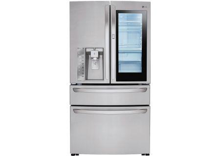 LG - LMXS30796S - French Door Refrigerators