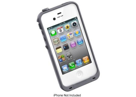 LifeProof - LPIPH4CS02WH - iPhone Accessories