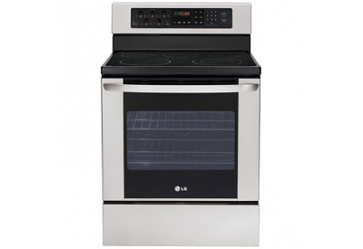 LG - LRE3012ST - Electric Ranges