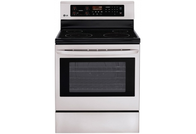 LG - LRE3021ST - Electric Ranges