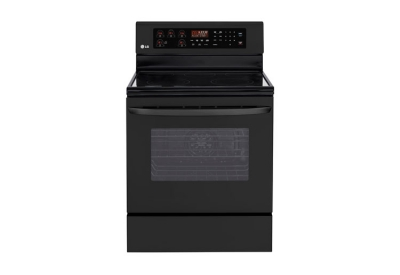 LG - LRE3023SB - Electric Ranges