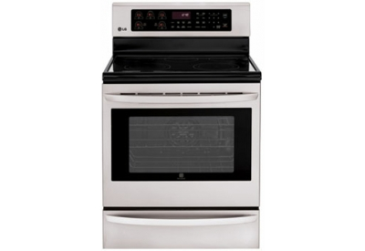 LG - LRE3025ST - Electric Ranges