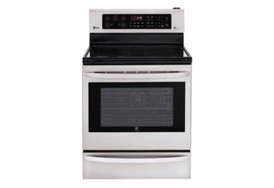 LG - LRE3027ST - Electric Ranges