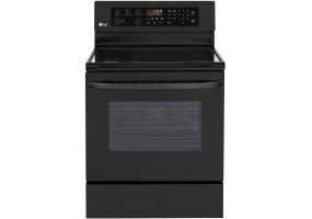 LG - LRE3083SB - Free Standing Electric Ranges