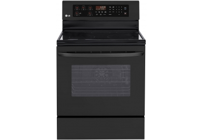 LG - LRE3083SB - Electric Ranges