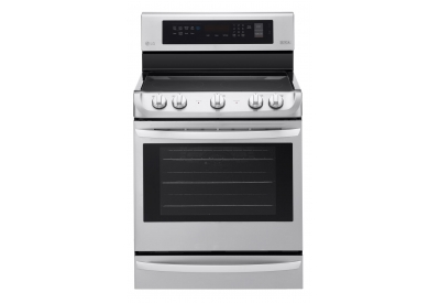 LG - LRE4213ST - Electric Ranges