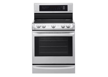 LG 6.3 Cu. Ft. Stainless Steel Electric Range  - LRE4213ST