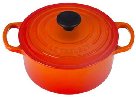 Le Creuset 2 QT Round Flame Dutch Oven - LS2501182