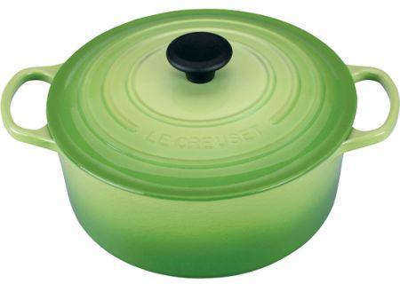 Le Creuset 5.5 Quart Palm Round Dutch Oven - LS2501264P