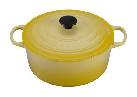 Le Creuset Soleil Round Dutch Oven - LS2501281M