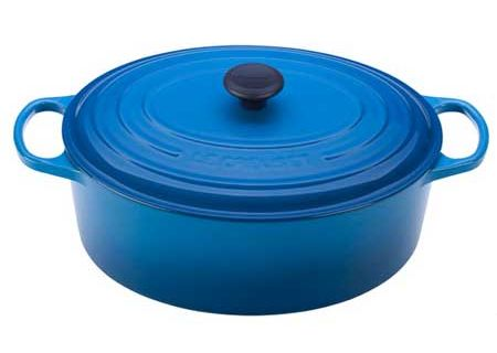 Le Creuset 9.5 QT Oval Marseille French Oven - LS25023559