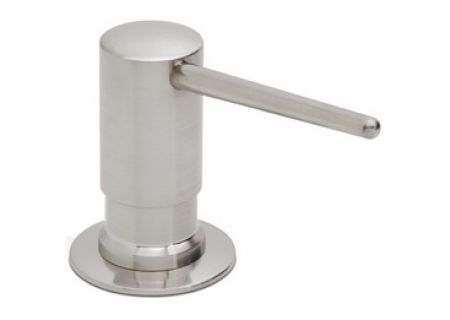 Rohl - LS750LSTN - Built-In Soap & Lotion Dispensers