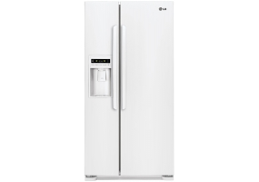 LG - LSC23924SW - Side-by-Side Refrigerators