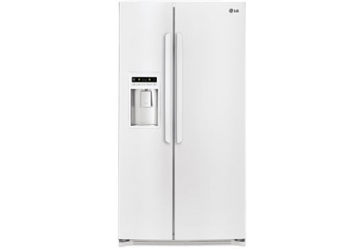 LG - LSC27914SW - Side-by-Side Refrigerators
