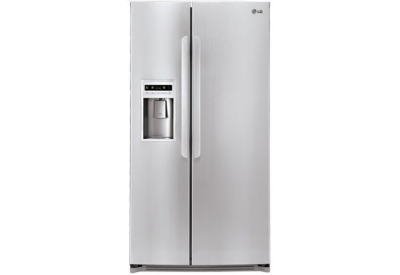 LG - LSC27914ST - Side-by-Side Refrigerators