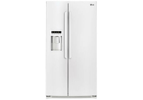 LG - LSC27925SW - Side-by-Side Refrigerators