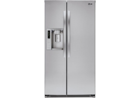 LG - LSC27935ST - Side-by-Side Refrigerators
