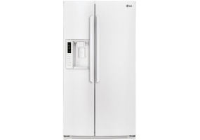 LG - LSC27935SW - Side-by-Side Refrigerators