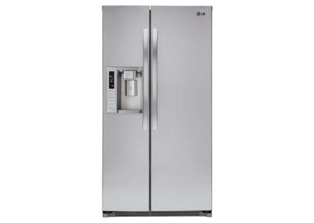 LG - LSC27937ST - Side-by-Side Refrigerators
