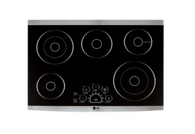 LG - LSCE305ST - Electric Cooktops