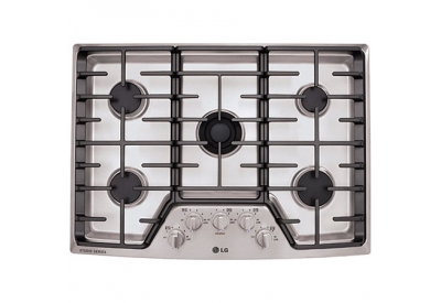LG - LSCG306ST - Gas Cooktops