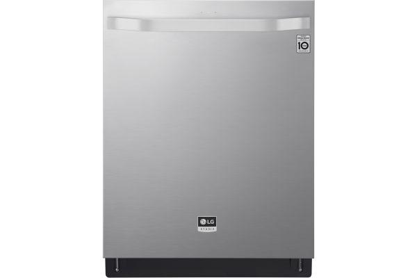 Large image of LG STUDIO Stainless Steel Built-In Dishwasher - LSDT9908ST