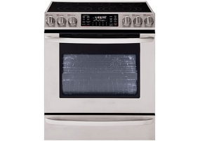 LG - LSE3092ST - Slide-In Electric Ranges